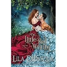 Little Red Writing (Fiery Tales Book 5)