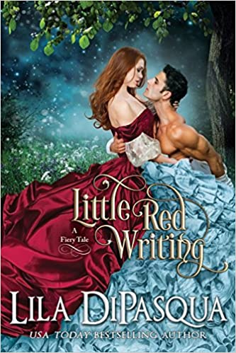 Little Red Writing by Lila DiPasqua