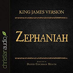 Holy Bible in Audio - King James Version: Zephaniah