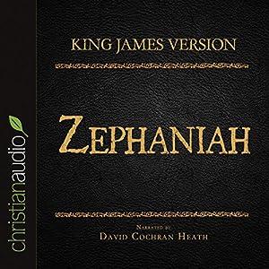 Holy Bible in Audio - King James Version: Zephaniah Audiobook