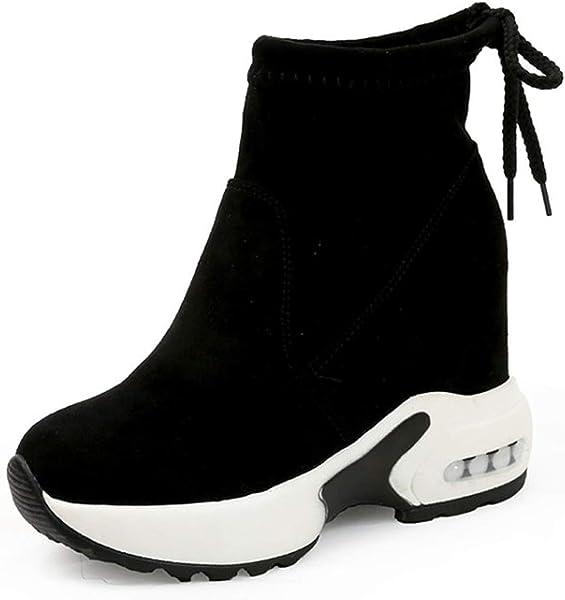 ce72e5fb Amazon.com | rose flowers Fashion Increasing Shoes Women High Heels ...