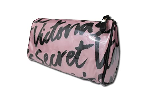 Victoria de SECRET mujer bolsa de maquillaje rosa Grafitty ...