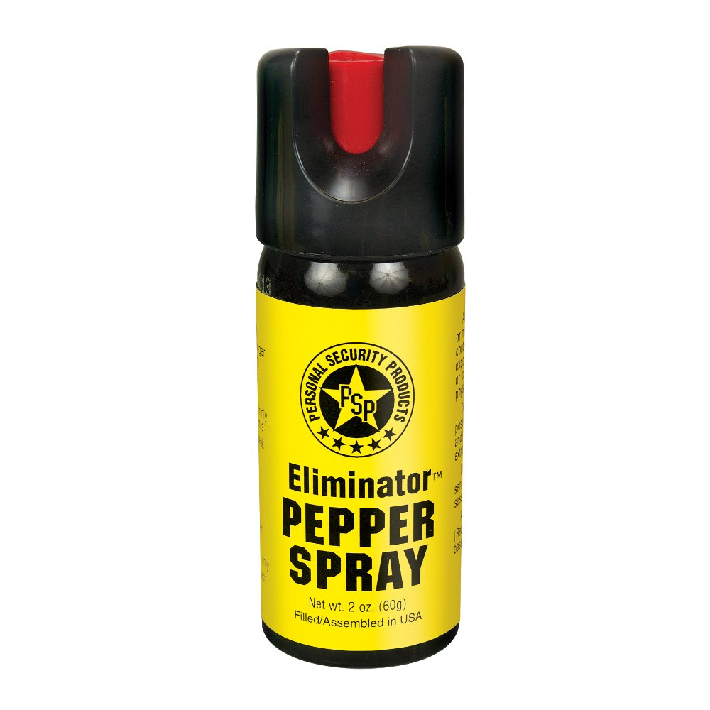 PS Products Eliminator 2 oz. Pepper Spray with Twist Lock