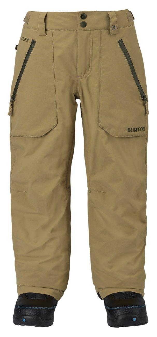 Burton Kids' Gore-tex Stark Snow Pant, Kelp, Large