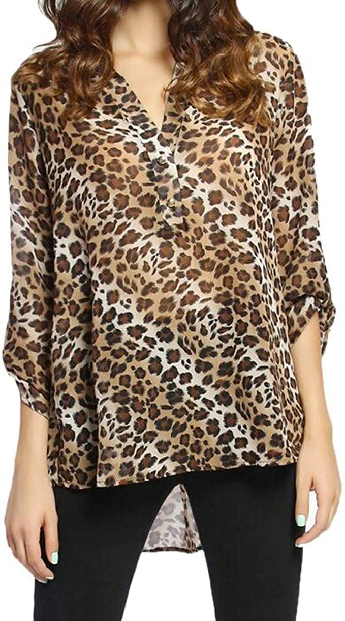 Black Tunic Heart Leopard Print Top Stretchy Soft Oversized Long 12 14 16 18 NEW