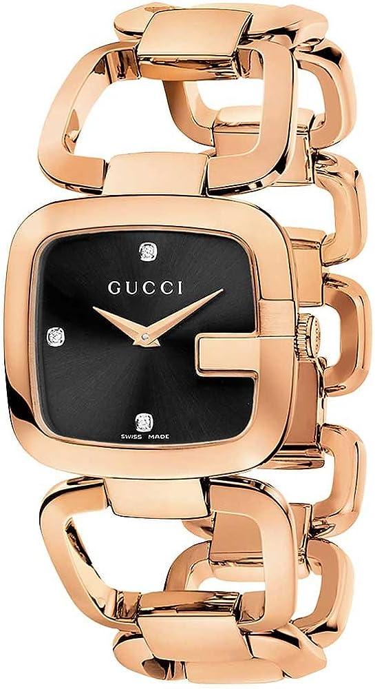 Gucci YA125409 - Reloj de pulsera para mujer