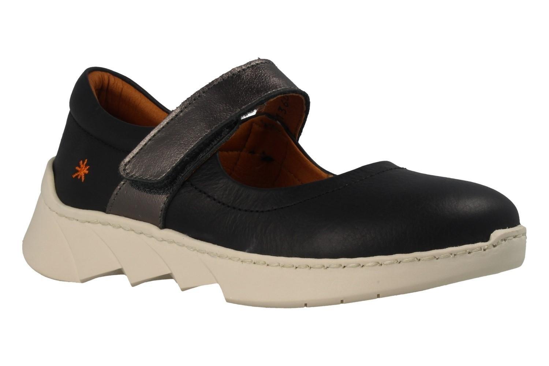 Zapato Art 1360 Memphis Black Rambla Negro 36 EU Negro