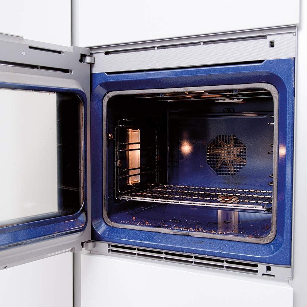 HG 138050130 asadores 500 ml-eficaz Limpiador de hornos Que Elimina la Grasa apelmazada y quemada: Amazon.es: Bricolaje y herramientas