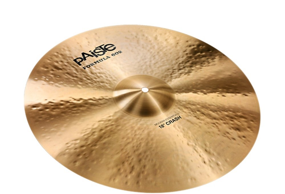 Paiste Formula 602 Modern Essentials Formula 602 Modern Essentials 20'' Crash · Cymbale Crash   B00C5X0O4W