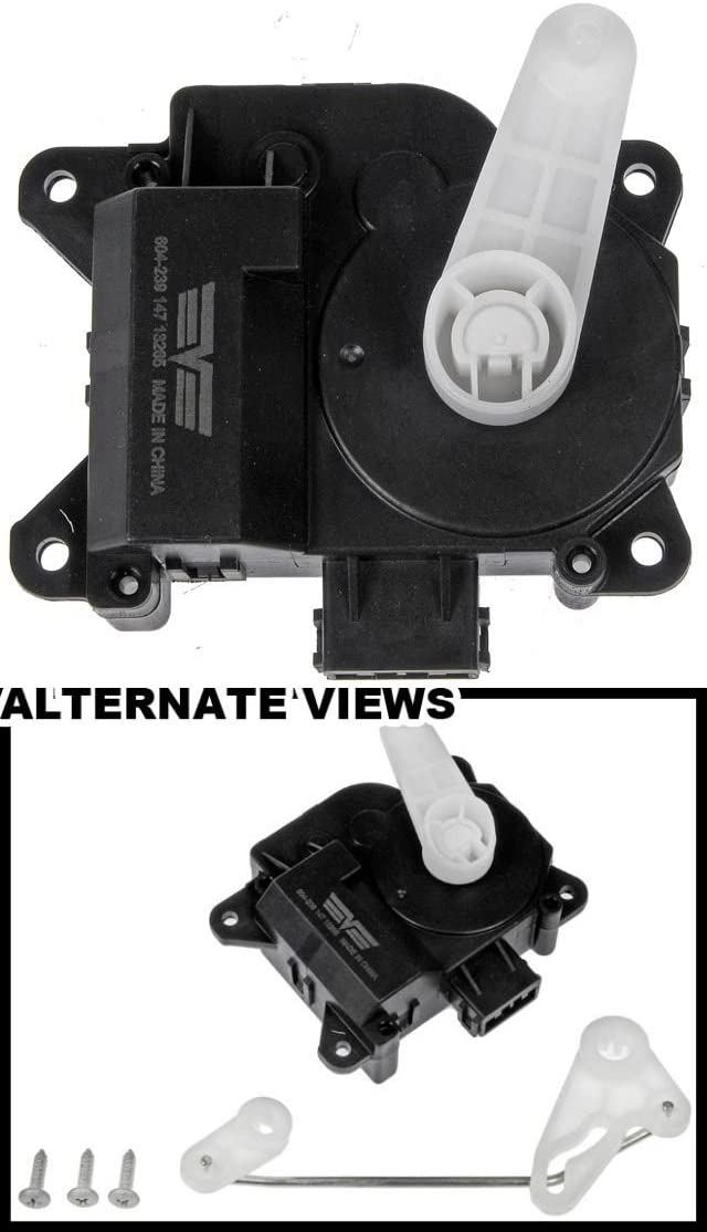 Aintier HVAC Air Door Actuator 2 PCS Blend Door Actuator Fits for Ford Edge 2007-2015 Lincoln MKX 2007-2015 Replace 604-237 7T4Z19E616A