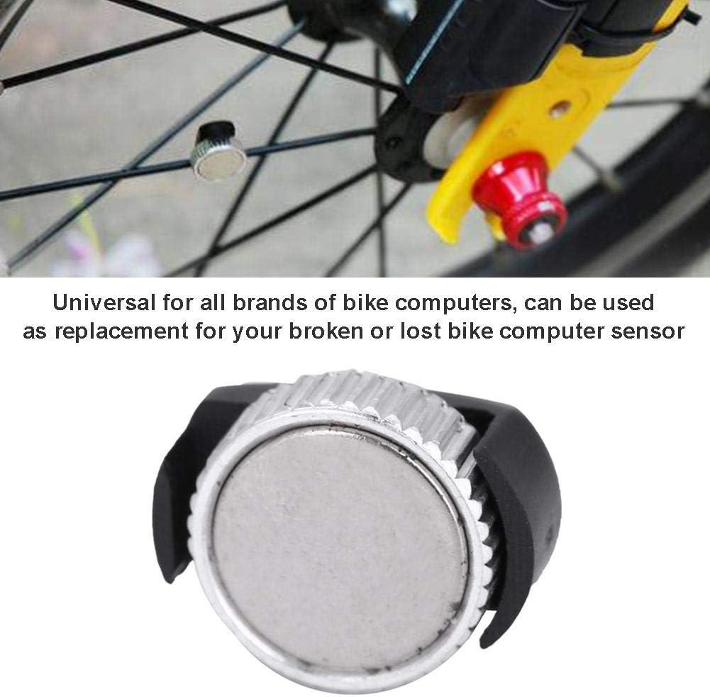 VGEBY1 Imán de cuentakilómetros de Bicicleta, imanes de ...