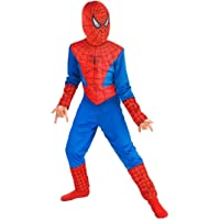 Fancydresswale Spiderman Costume for Kids (Large (6-8 YRS))