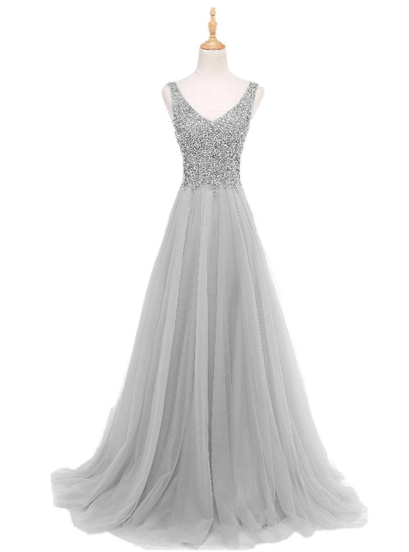 Sweet Bridal DRESS レディース B0751CCVMG  グレー 26 Plus