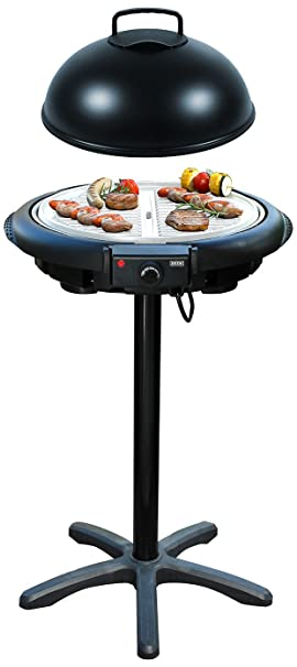 BEEM Germany BBQ Plus V2 - Parrilla de Mesa y pie, cocedor ...