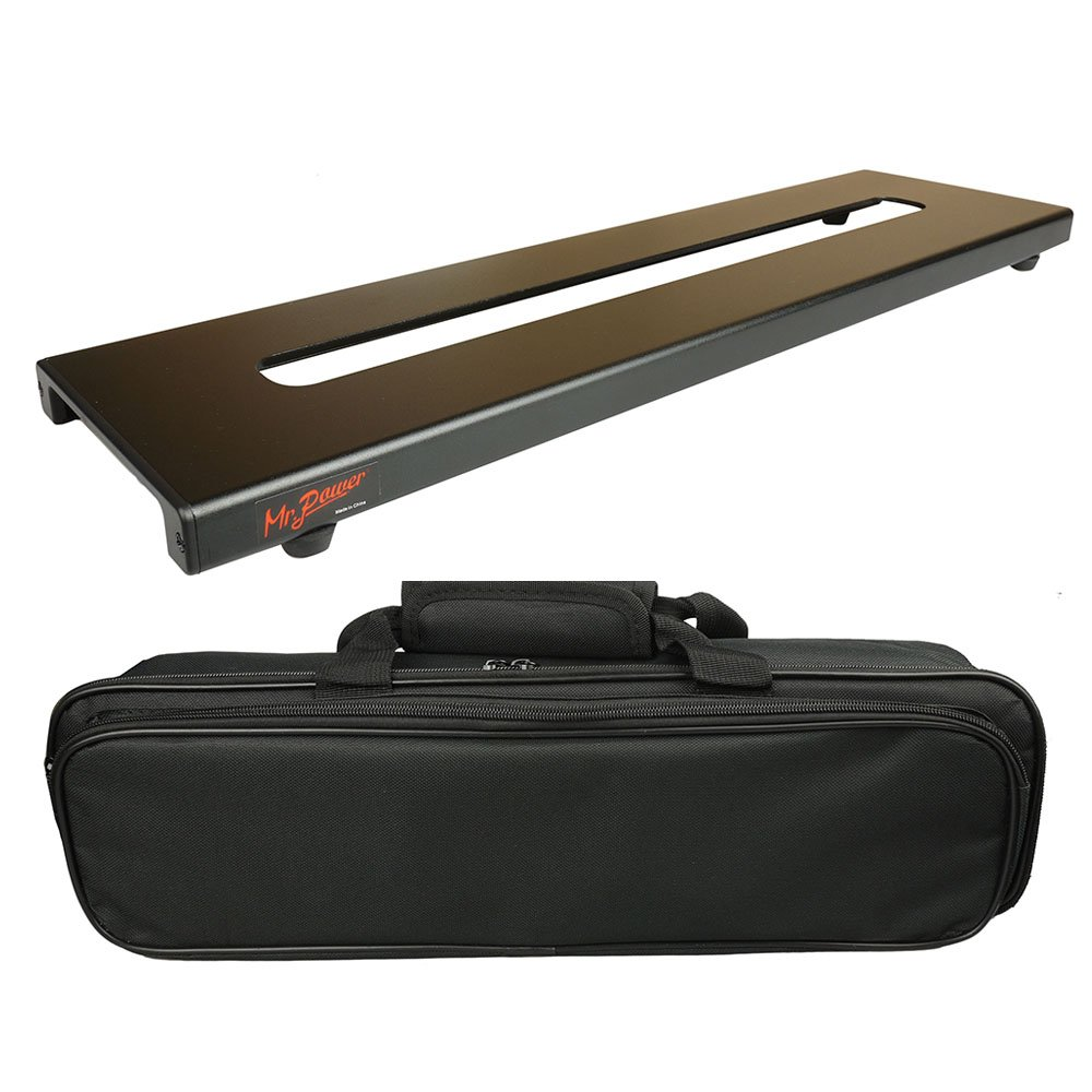 Mr.Power Guitar Pedalboard Mini With Bag Case Made By Aluminium Alloy