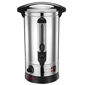 Hot Tea Machines Electric Tea Urn Commercial Catering Stainless ...