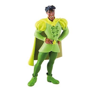 12740 - BULLYLAND - Walt Disney La Princesse et la Grenouille - Figurine Prince Naveen de Maldonia