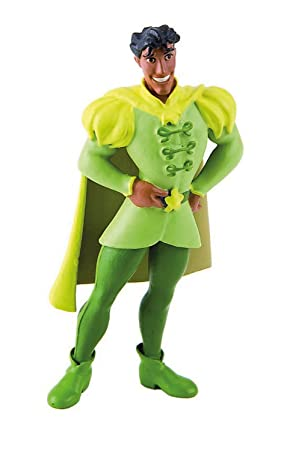 12740 Bullyland Walt Disney La Princesse Et La Grenouille Figurine Prince Naveen De Maldonia