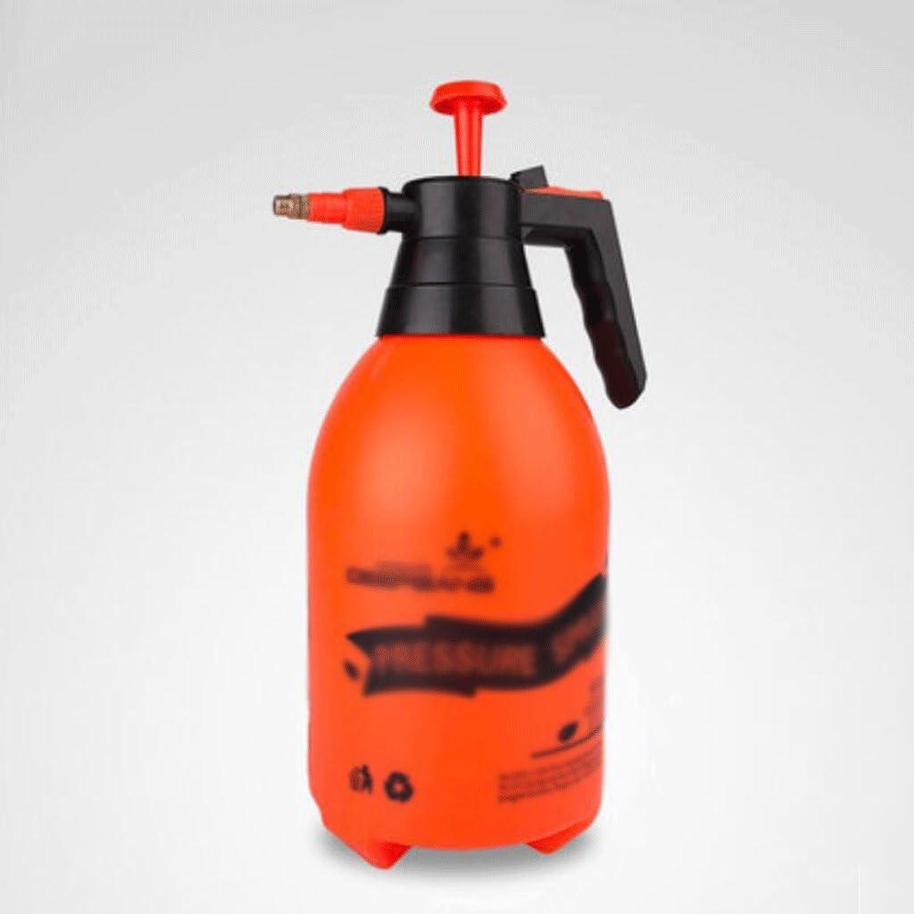 Wddwarmhome regadera naranja 3L plástico rociador riego pot botella de agua