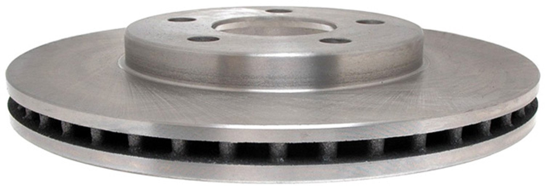 ACDelco 18A971A Advantage Non-Coated Front Disc Brake Rotor