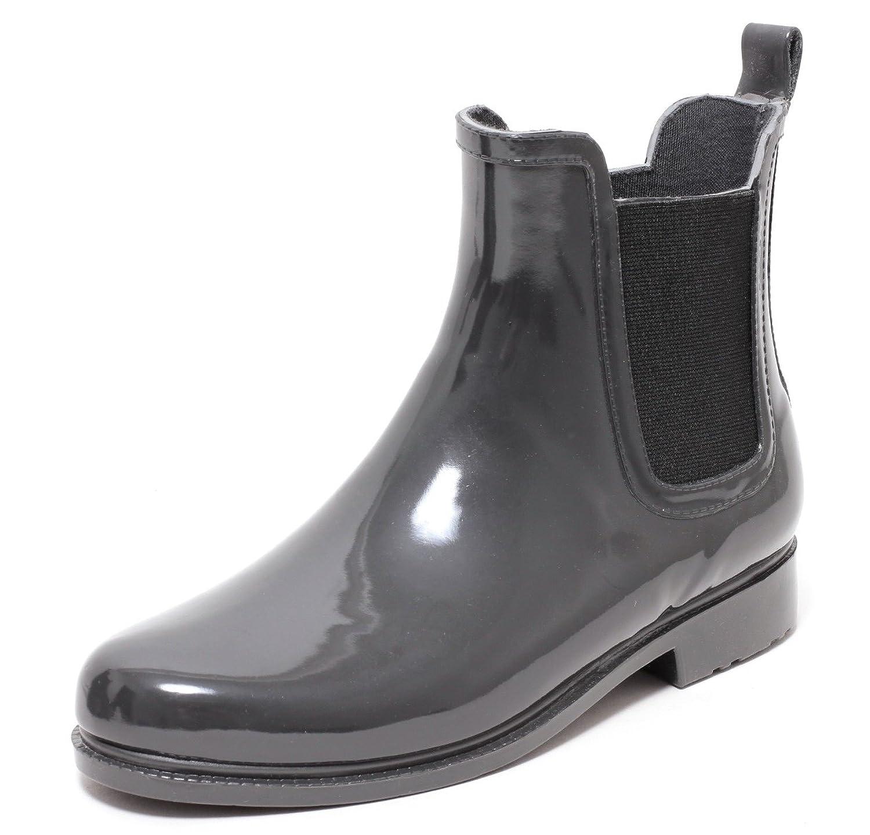Chelsea Regenstiefelette Gummistiefelette Regenstiefel Gummistiefel Rain Boot Reitstiefelette Stiefel Dunkel Grau Anthrazit Gr.39 Einkaufen tFbnb2pLmp