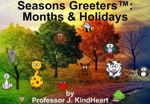 Seasons Greeters (TM): Months & Holidays (Martin Luther King Jr Father And Mother)
