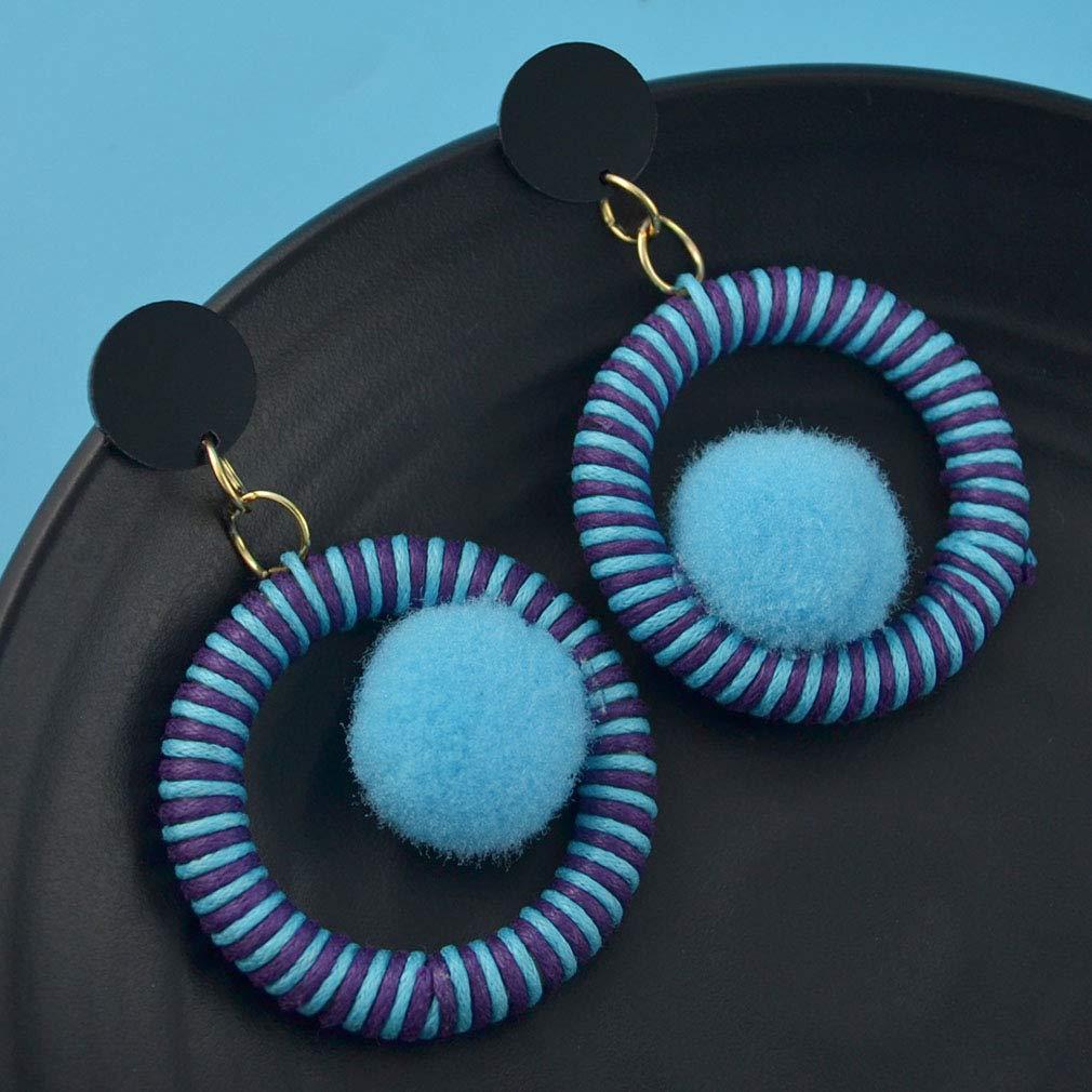 Jinxian Earrings Ear Studs Fashion Temperamental Jewelry Elegant Graceful Venonat