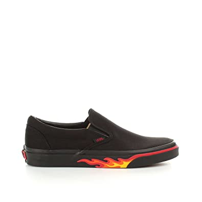 scarpe vans donna con fiamme