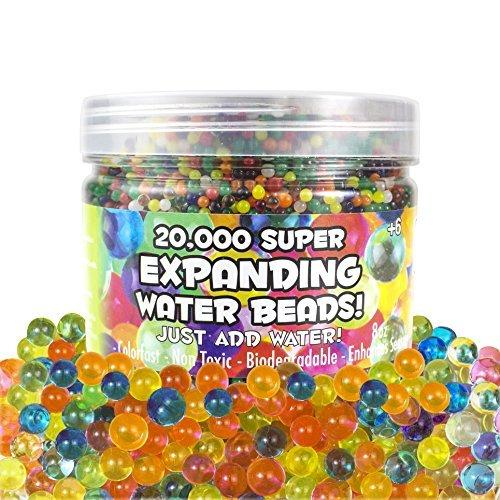 Time Teacher Friends Watch (Kangaroo Super Water Beads)