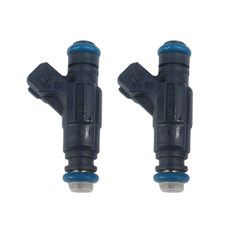 2x New Fuel Injectors for Polaris Ranger XP 700 800 RZR S 800 Sportsman 800 EFI