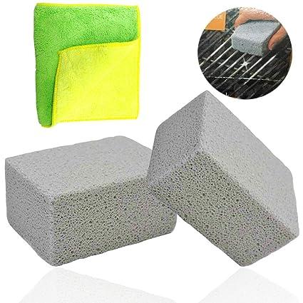 Amazon.com: Senneny - Juego de 2 limpiadores de piedra para ...