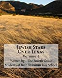 img - for Jewish Stars over Texas: Volume 2 book / textbook / text book