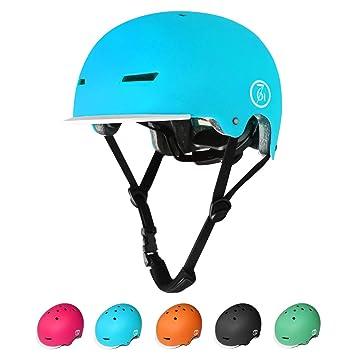 Xjd Verstellbar Kinder Helm Sporthelm Fahrradhelm Mit Luftlöcher Für Fahrrad M