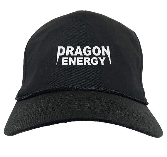 Amazon com: Dragon Energy - Kanye Mood Golf Hat (Black): Clothing