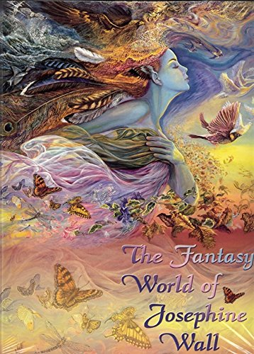 Read Online Fantasy World of Josephine Wall PDF