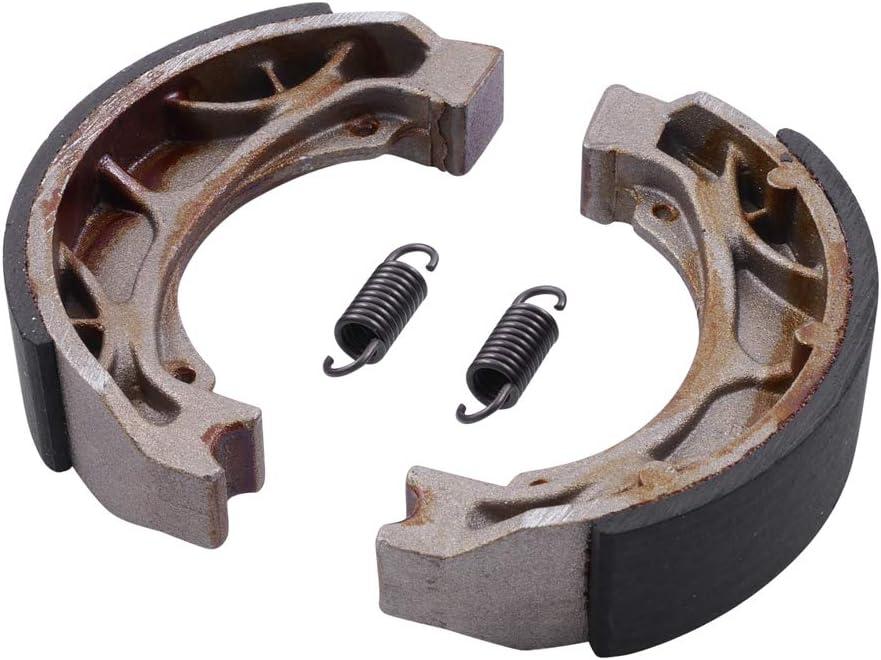 hinten Bremsbacken TRW MCS800 110x25mm TYP 800 Kymco 50 Agility Basic 4T U60 07