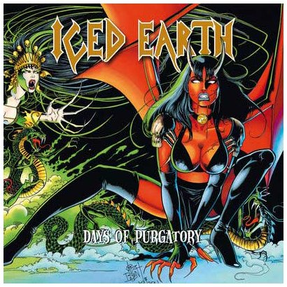 Iced Earth: Days of Purgatory-Ltd (Audio CD)