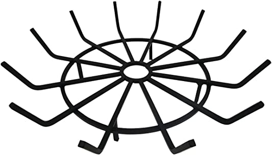 Pleasant Hearth OFP28WG 1/2″ thick 28″ Steel Fire Pit Grate