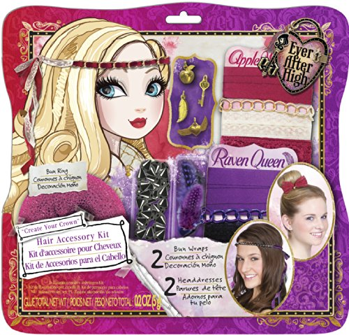 Fashion Angels Ever After High Create Your Crown Hair Accessory (Mondo Glitter)