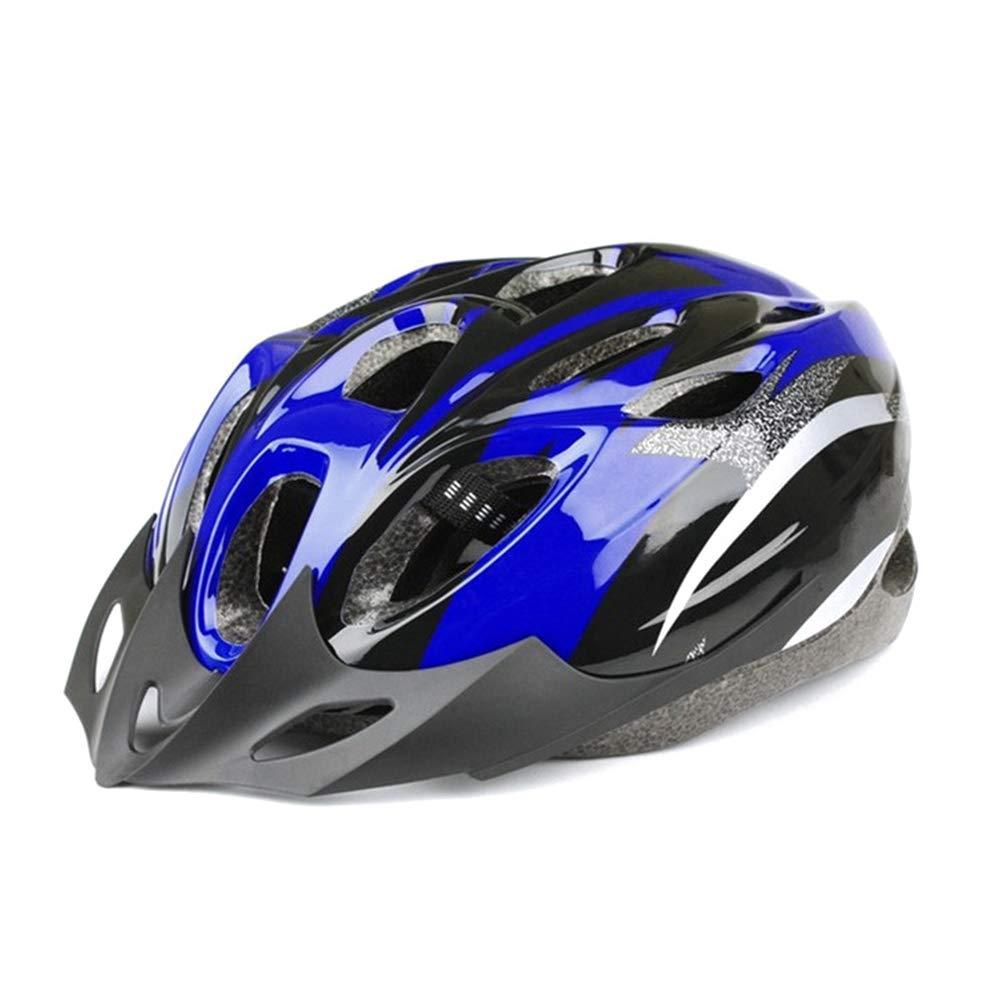 XFentech Mens Womens Bike Helmet - Ultralight Sports Helmet, Silver & Black