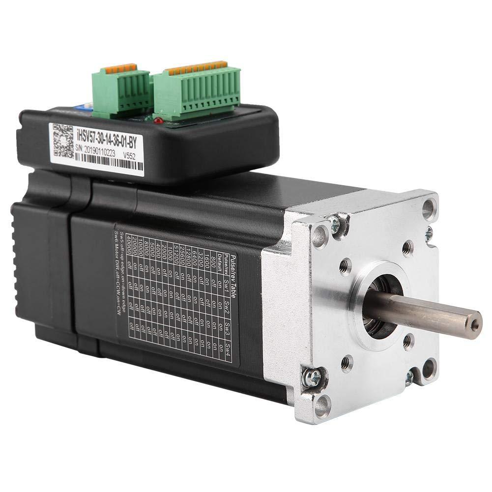 IHSV57-30-14-36-01-BY Servomotor integrado, 140W 3000rpm 0.45Nm Servomotor integrado DC 36V para equipos de automatización: Amazon.es: Industria, empresas y ciencia