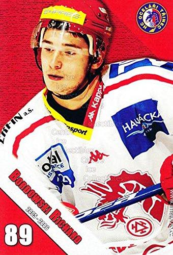 fan products of (CI) Richard Bordowski Hockey Card 2005-06 Czech HC Ocelari Trinec Postcards 1 Richard Bordowski