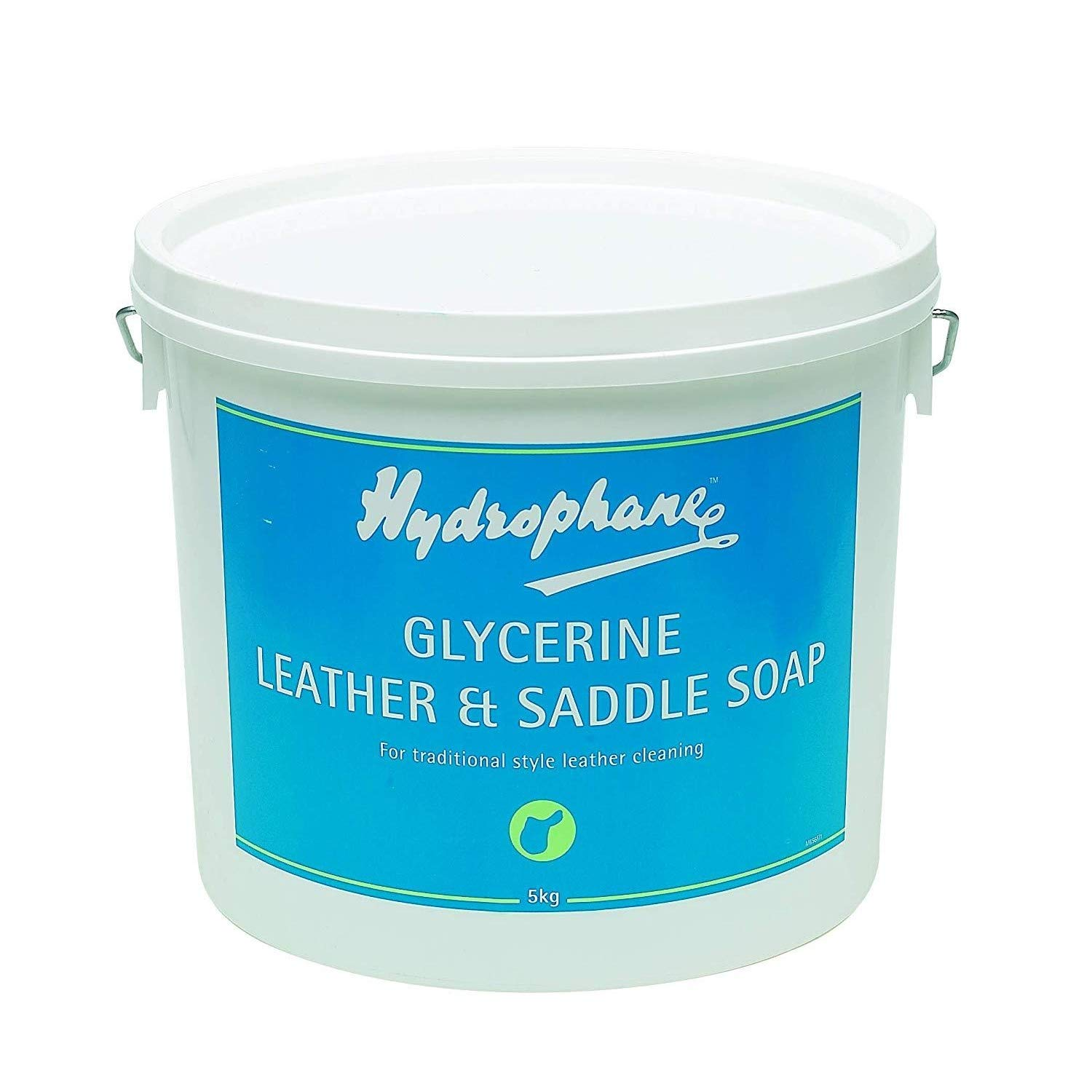 Hydrophane Glycerine Leather And Saddle Soap (9oz) (May Vary)