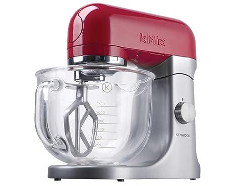 kenwood küchenmaschine rot