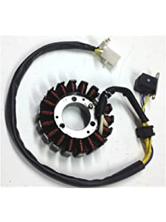 93MM 18 - Coil Magneto Stator + Pick up Manco Talon 257cc 260CC 300CC LINHAI JIANGSU