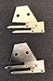 CCD4RH Coro Claw 4mil Replacement Blade 2pk