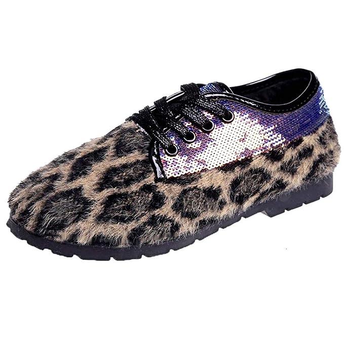 Damen Wohnungen Schuhe Warme Weiche Winterschuhe Boots