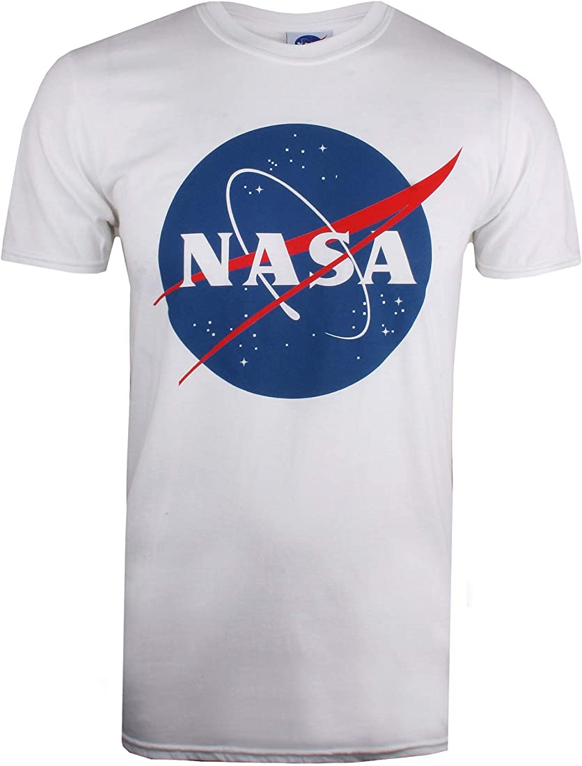 T-shirt uomo nasa circle logo XTMHS007