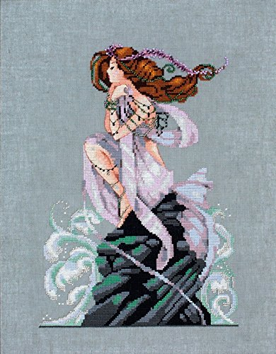 Mirabilia Nora Corbett Counted Cross Stitch Chart ~ ANDROMEDA #149