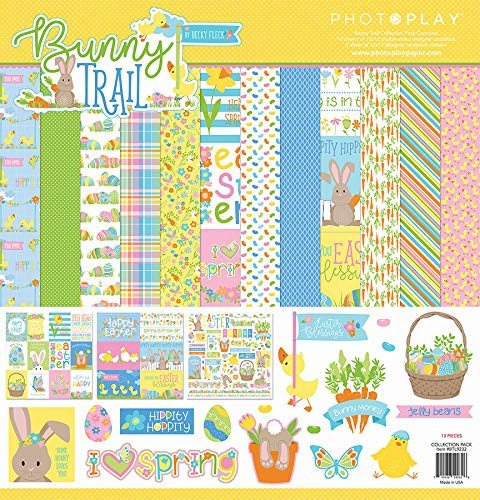 Bunny Trail Collection Pack - Becky Fleck - PhotoPlay ()